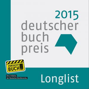 Deutscher Buchpreis 2015