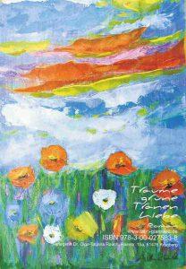 "Cover des Romans ""Grüne Tränen"" von Tatin Giannaro - Rückseite"