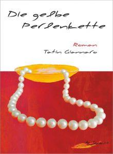 """Cover des Romans """"Die gelbe Perlenkette"""""""